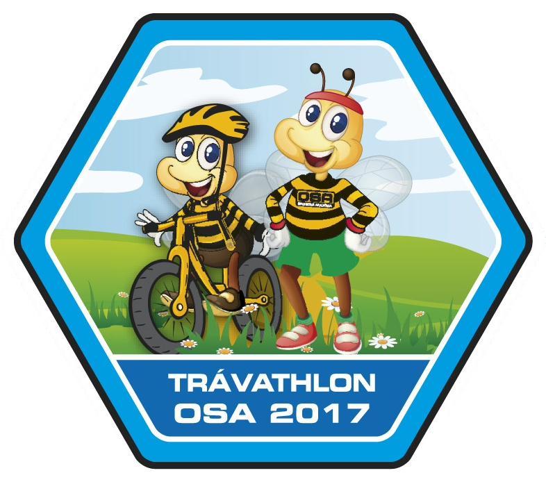 OSA Trávathlon logo