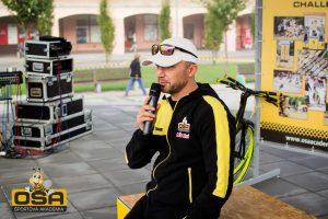 Adrian Gazdík – Manažér projektu OSA CHALLENGE